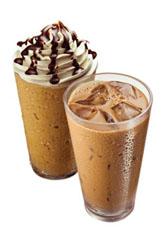 Холодные кофейные напитки.