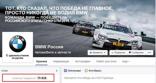 bmw россия маркетинг