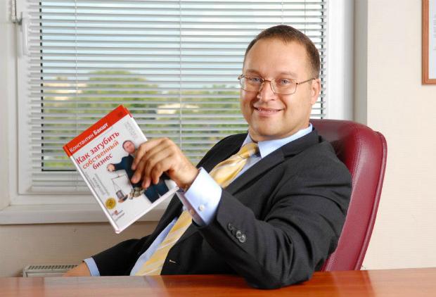 Бакшт, Константин Александрович Охота за головами:набор кадров, конкурс, кадровый ассесмент