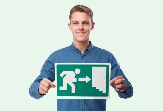 Сотрудник готовит побег: 10 признаков подозрительного поведения