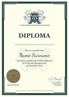 The Diploma in Financial Management