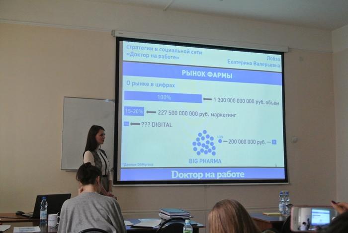 В Высшей школе бизнес информатики НИУ ВШЭ прошла защита дипломных  Темы аттестационных работ по программе Интернет маркетинговые коммуникации