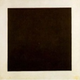 Header malevich.black square