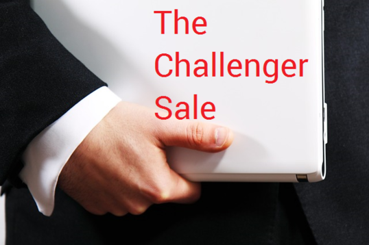 Show challenger sale