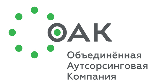 Show oak logo color all